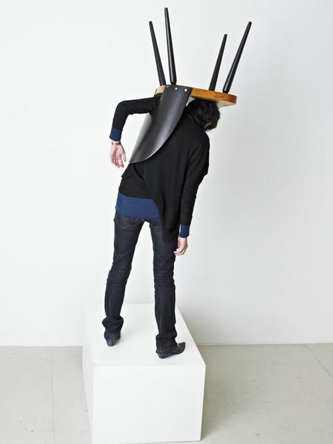 , 'Idiot I,' 2010, Lehmann Maupin