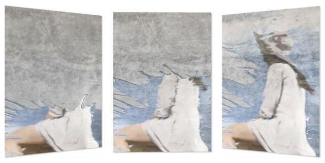 , 'Miroir d'Eau,' 2014, Galerie LeRoyer