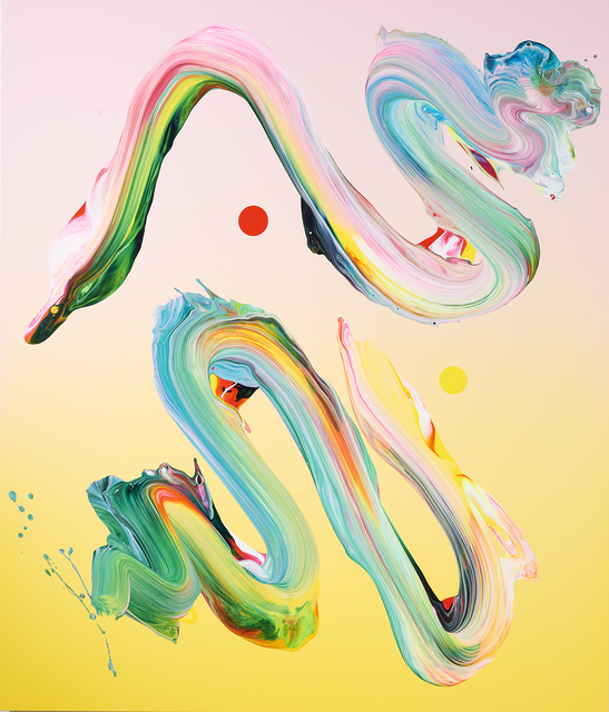 Yago Hortal, 'SP156', 2017, Galeria Senda