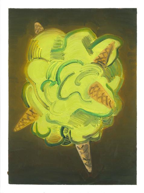 , 'Pistacho,' 2017, Hans & Fritz Contemporary