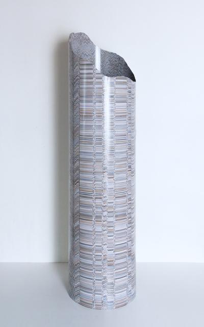 Mathieu Merlet Briand, 'Google Carrara Marble, Fragment de Colonne 1', 2016, Collectionair