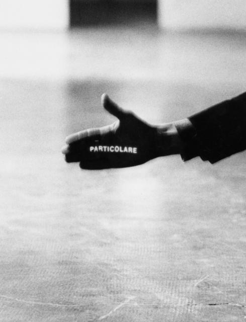 , 'Particolare,' 1998, Galerie Micheline Szwajcer