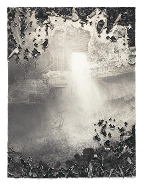 , 'Sanctuary,' 2015, Von Lintel Gallery