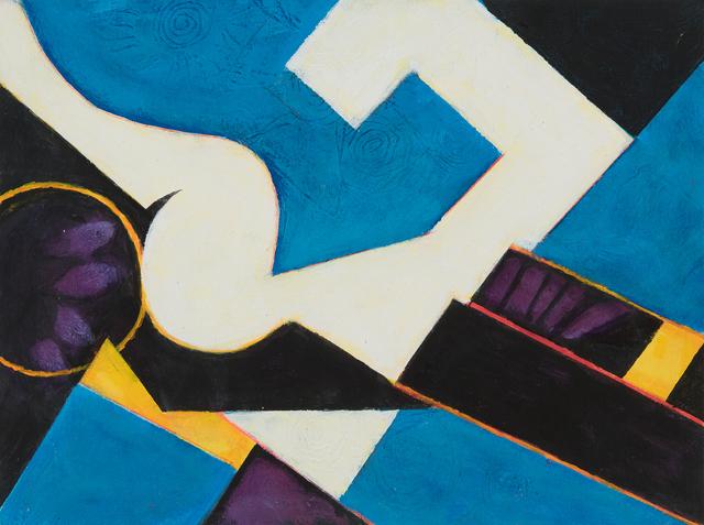 , 'The White Elephant Lies Down,' 2007, Hollis Taggart