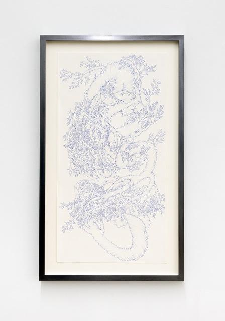 , 'Landscape Stream (blue),' 2015, Galeria Plan B