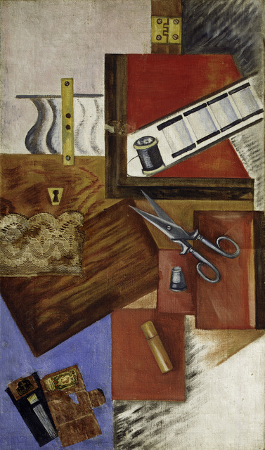 , 'Work Box,' 1915, Fondation Beyeler