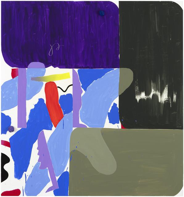 , 'Chip, Chop,' 2017, Galerie Forsblom