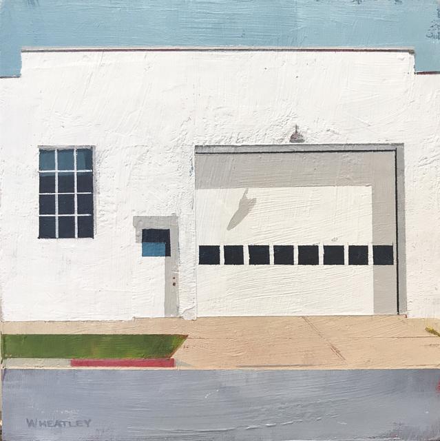 , 'Logan Garage,' 2018, Abend Gallery
