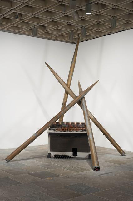 , 'Yamaha,' 2010, Galerie Buchholz