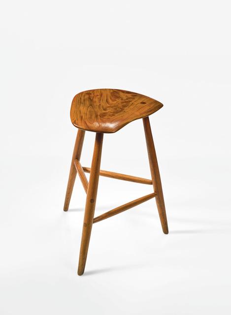 Wharton Esherick, 'Stool', 1964, Sotheby's: Important Design