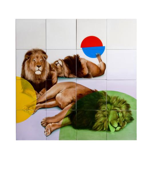 , 'Trophic Cascade,' 2014, Sullivan+Strumpf