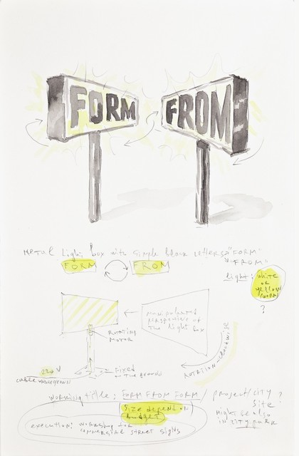 , 'Form From Form,' 2011, SARIEV Contemporary