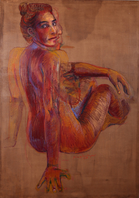 , 'Carolina,' 2015, Art Village Gallery