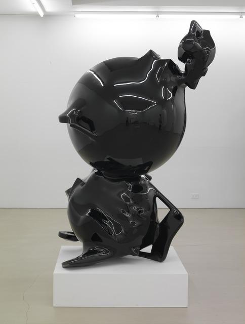 , 'Untitled (Black),' 2010, Gagosian