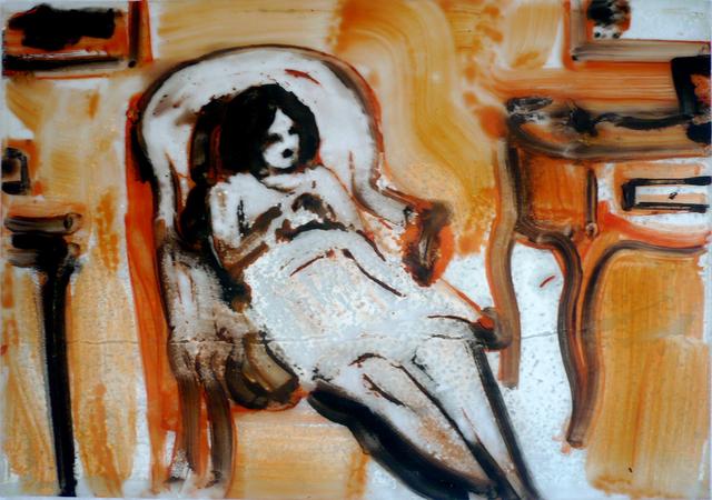 , 'Wait,' 2014, Arusha Gallery