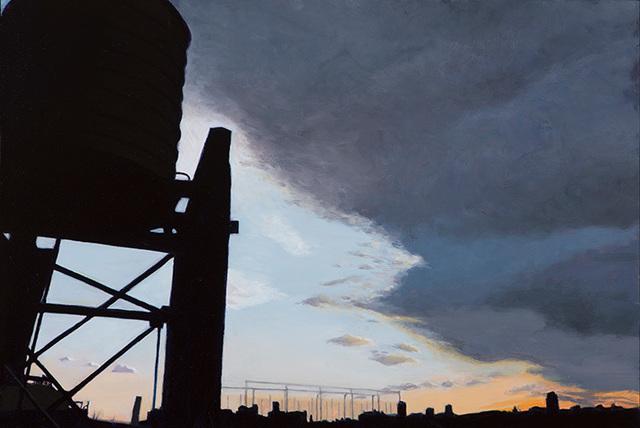 Seth Tane, 'Chelsea Rooftops', 2014, Modernism Inc.