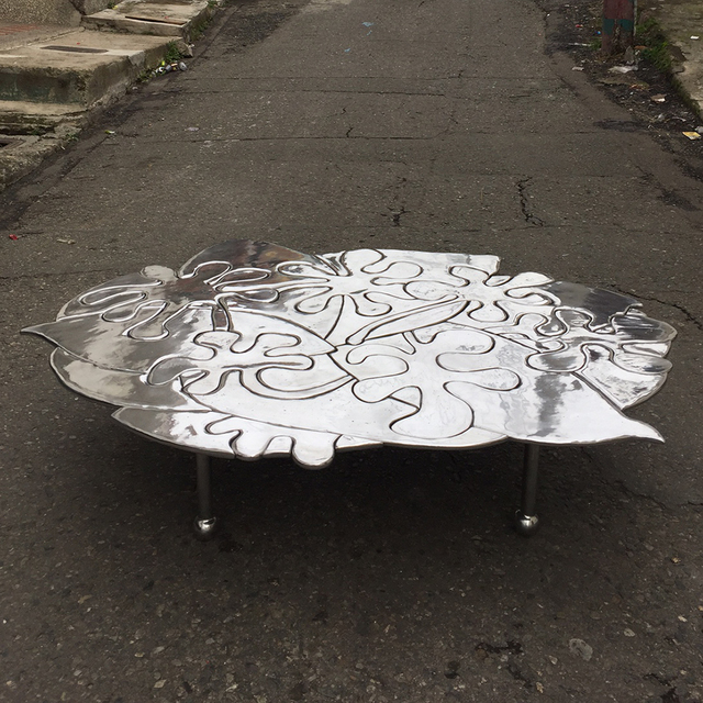 , 'Leaves Coffee Table,' 2017, The Future Perfect