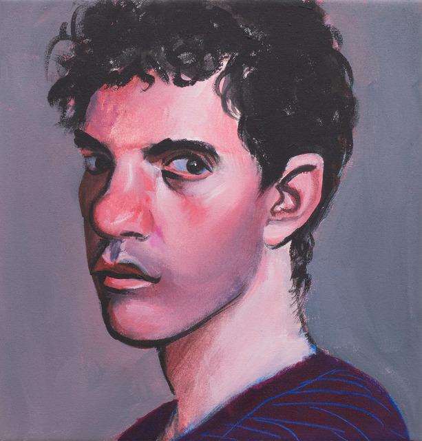 , 'Untitled ( Self-Portrait ),' 1980s, Galerie Thomas Fuchs
