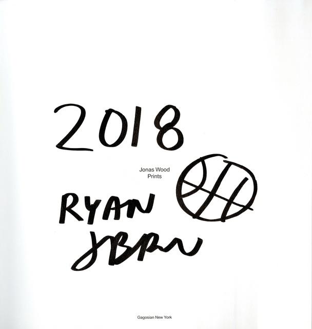 , 'Original baseball drawing ,' 2018, Alpha 137 Gallery