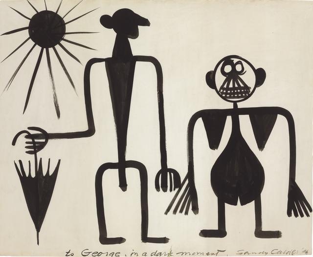 , 'Untitled ,' 1946, Omer Tiroche Gallery