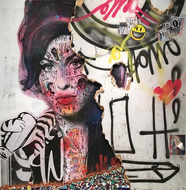 , 'Amy Jade,' 2018, NextStreet Gallery