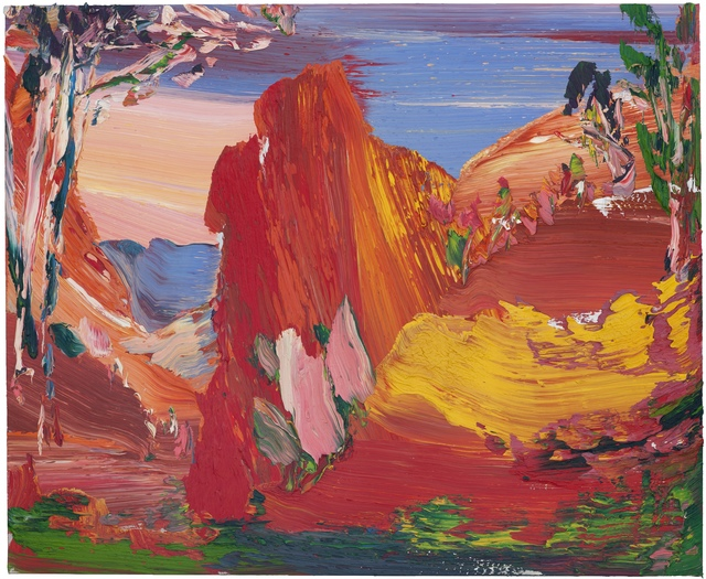 , 'Mountains and Rivers,' 2019, Tang Contemporary Art
