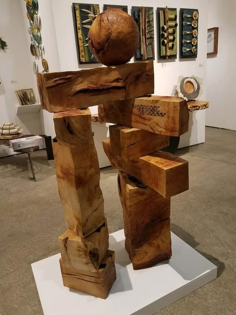 Christian Burchard, 'The Old Warrior', Momentum Gallery