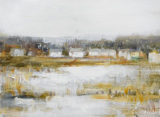 , 'Snow, Plockton,' 2017, Thackeray Gallery