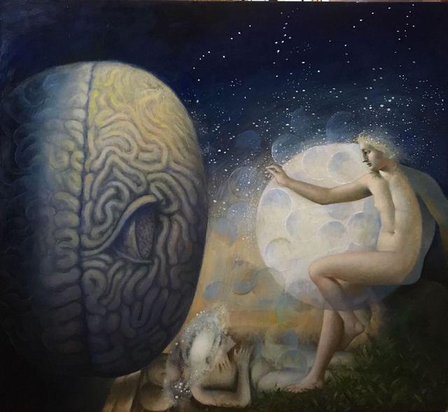 , 'The Traveler of Fantasy, Pellegrino, Fantastico,' 2015, Francis M. Naumann Fine Art
