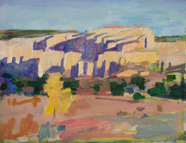Kurt Solmssen, 'White Place, Abiquiu', 2019, Linda Hodges Gallery