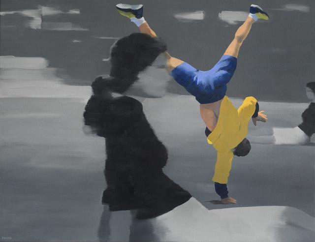 , 'Between,' 2018, Maybaum Gallery
