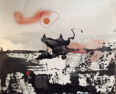 , 'Oil Fields 2 ,' 2017, Joerg Heitsch Gallery