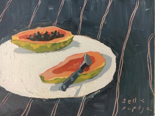 , 'Bella papaya,' 2017, Piermarq