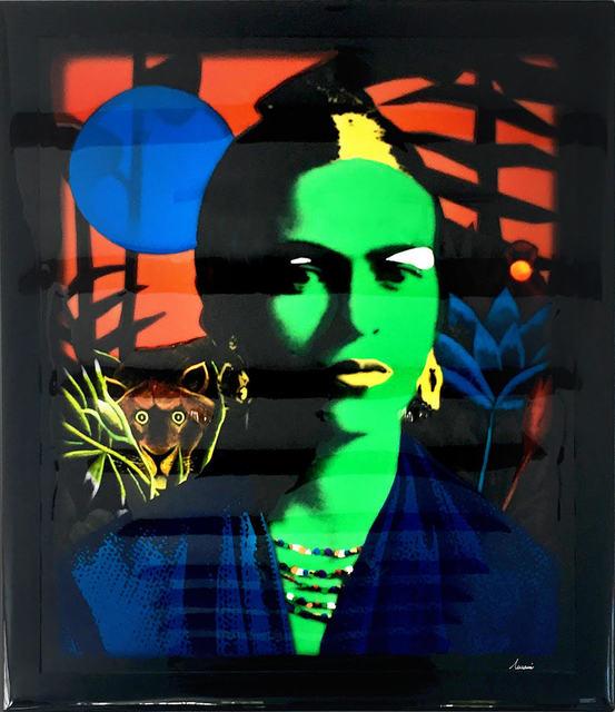 , 'Midnight Blue,' 2016, The McLoughlin Gallery