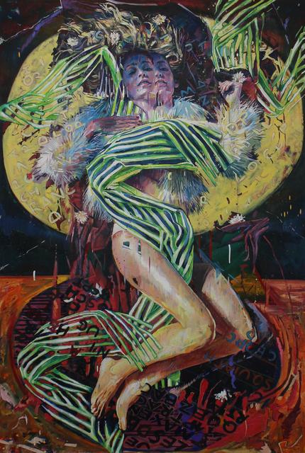 Chris Denovan, 'Figure Disentangled', 2017, 99 Loop Gallery