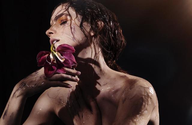 , 'Emma Watson ,' , Milk Gallery