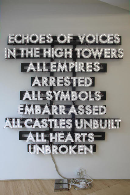 , 'Echoes of Voices in the High Towers,' , Madison Gallery