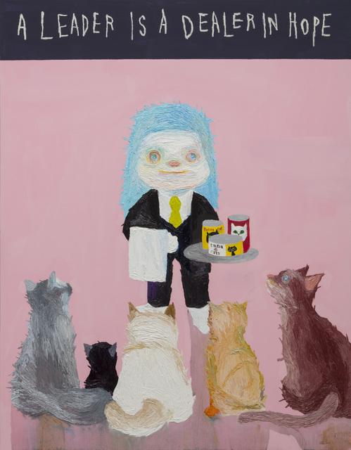 , 'Commander,' 2018, Gallery BK