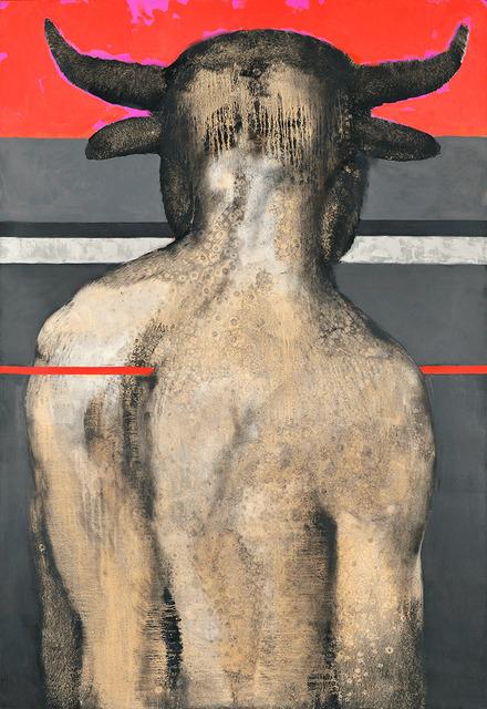 Miglė Kosinskaitė, 'Minotaur', 2018, nobig.art
