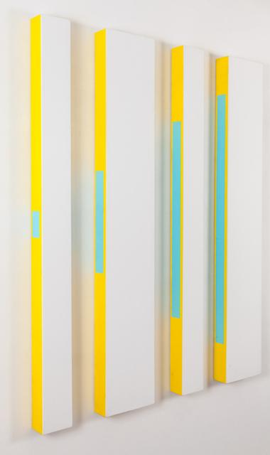 César Paternosto, '1.2.1.2', 1972, Galerie Denise René