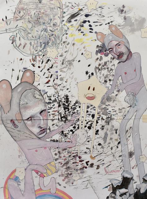 Carolina Muñoz, 'Escudo Estrella', 2019, Isabel Croxatto Galería