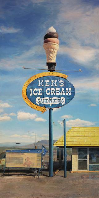 , 'Ken's Ice Cream Sandwiches,' 2018, Sue Greenwood Fine Art