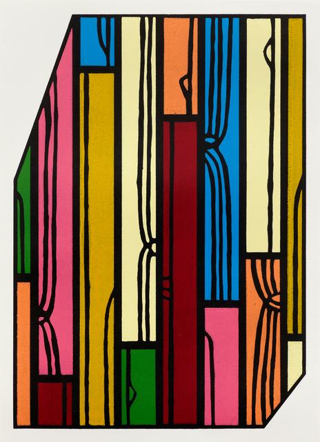 Richard Woods, 'Remnant No 5 (by the back door)', 2013, Cristea Roberts Gallery