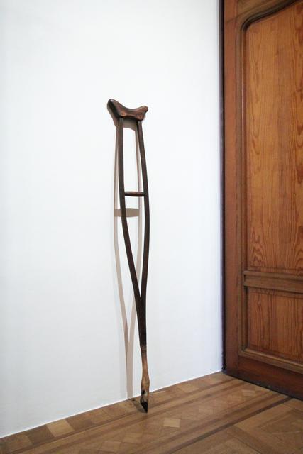 , 'Crutch,' 2009, Galerie Paris-Beijing