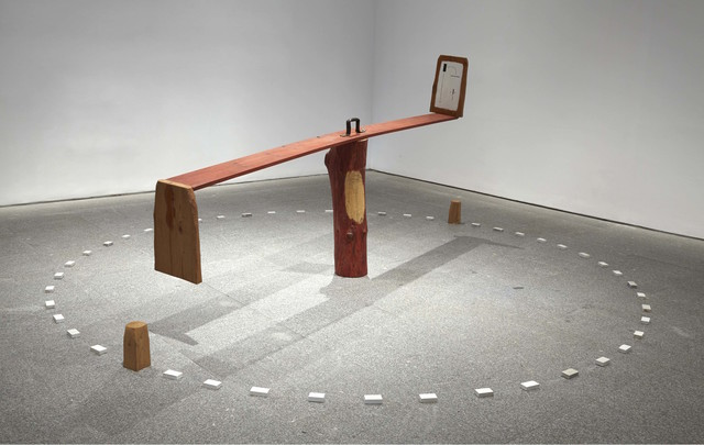 , 'See Saw,' 1974, Museo Reina Sofía