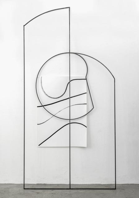 , 'Off-Ornament, Konstellation 11,' 2018, Galerie Straihammer and Seidenschwann