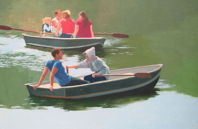 , 'Central Park,' 2014, Stern Gallery