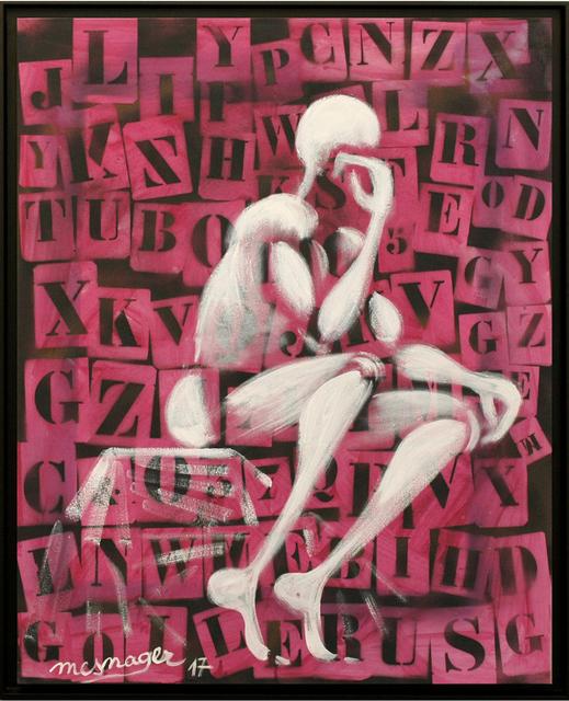 , 'Le Penseur Réf. 107,' 2016, Galerie Art Jingle