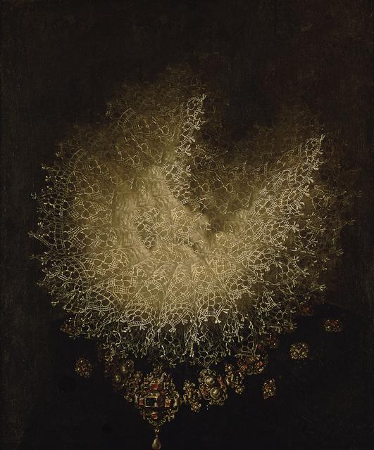 , 'Caput # 06 / 4410, based on ERZHERZOGIN ANNA (1585–1618) by Hans von Aachen, 1604,' 2018, Galerie Reinthaler