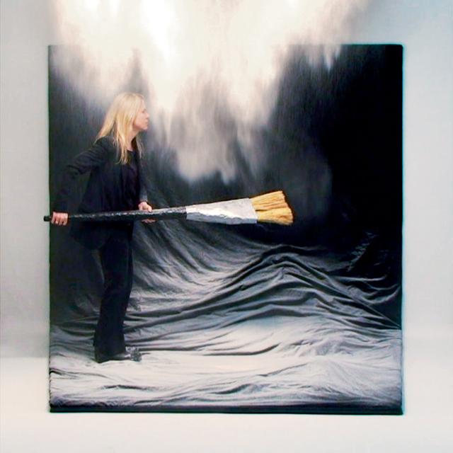 , 'The Paintress (Steffi),' 2011, Galerie Jo van de Loo